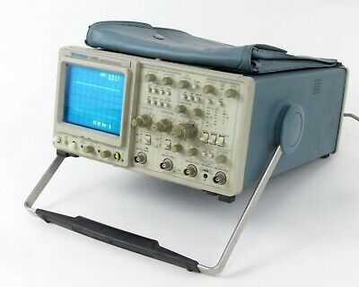 Tektronix 2465 DMS 4-Channel Oscilloscope - 300MHz