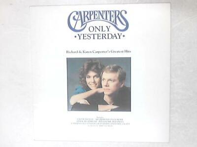 Only Yesterday LP (Carpenters - 1990) AMA 1990 (ID:15541)