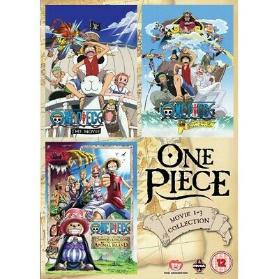 DVD Neuf - One Piece Movie Collection 1