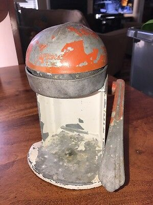 """Vintage Metal Manual Juice Squeezer Fruit Press  """"The General"""" Made in USA (SC)"""