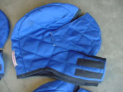 NORTH SAFETY ZWL41RBSP winter liner hard hat hood