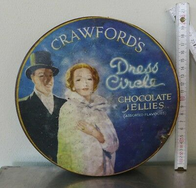 "TOP Art Déco Crawford's Dress Circle Mode  GB 1930 ""Marlene Dietrich"" Hollywood"