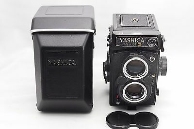 """Near Mint"" Yashica Mat 124G 6x6cm TLR Film Camera Yashinon 80mm Lens from Japan"