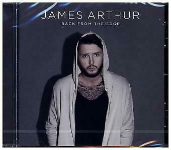 James Arthur - Back from the Edge CD Columbia D NEW