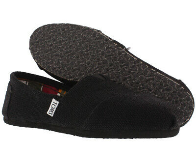 283659d5816 TOMS WOMEN S TOMS Classics Burlap Casual Shoes 6.5 (Black) -  52.90 ...