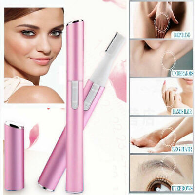AU Micro Touch Max Personal Ear Nose Neck Eyebrow Hair Trimmer Groomer Remover