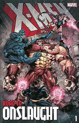 X-Men: The Road to Onslaught Volume 1, Nicieza, Fabian,Lobdell, Scott, Acceptabl