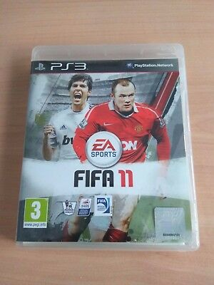 PS3 FIFA 11 Totalmente en castellano Version PAL España Playstation 3