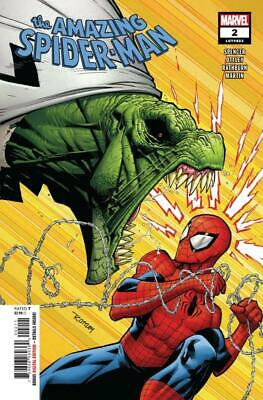 AMAZING SPIDER-MAN # 2 (2018 6th series) BACK TO BASICS PART 2