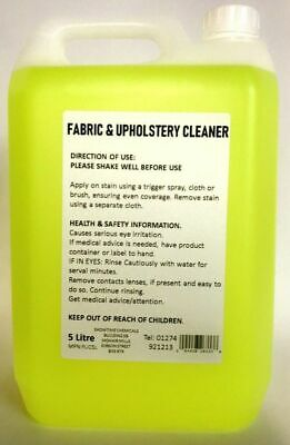 Showtime 5 L Fabric Hood Cleaner Convertible Soft Top Clean and Protect Kit 5LTR