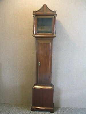 """Antique / Mahogany Grandfather  Long Case Clock """"case Only"""""""
