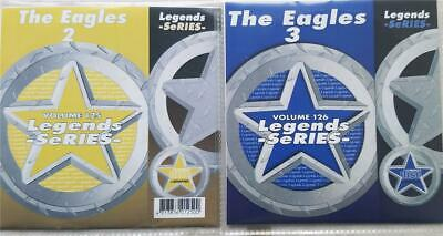 2 Cdg Legends Karaoke Discs Eagles Greatest Hits 1970'S Oldies Rock Cd+G Music
