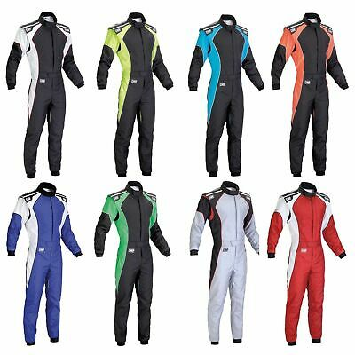 Omp Go Kart Racing Suit