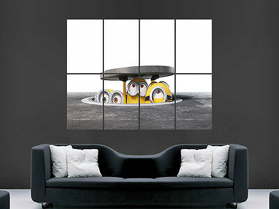 A0 A1 A2 A3 A4 Maxi Super Mario Kids Bedroom Large Poster Wall Art Print