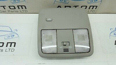 2012 Toyota Avensis T27 Front Interior Roof Reading Map Light 89732-20031