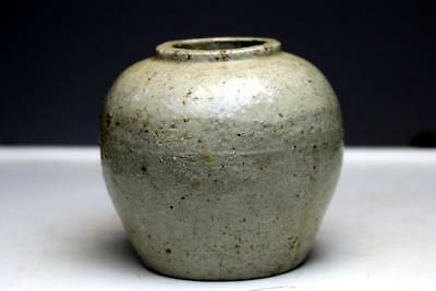 Antique Chinese Southern Celadon Song Ginger Jar
