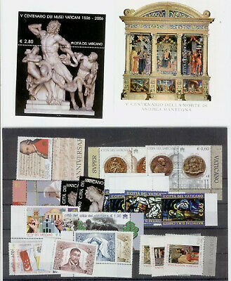Vatican 2006 Yearset MNH ** FREE POSTAGE ** (FY06)