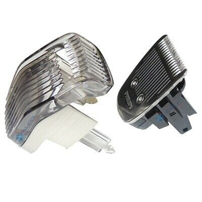 Replacement Standard Blade and Adjustable Comb for Philips Norelco Series 7200 T