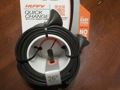 """29/"""" x 2.125-2.30/"""" No Wheel Removal NEW Huffy Quick Change Bicycle Inner Tube"""