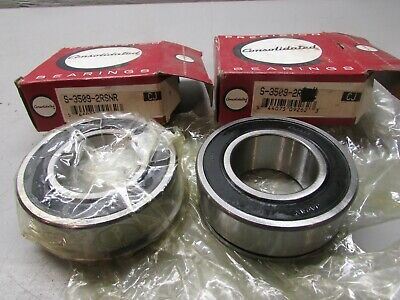 Consolidated S-3509-2RSNR Bearing Lot of 2!