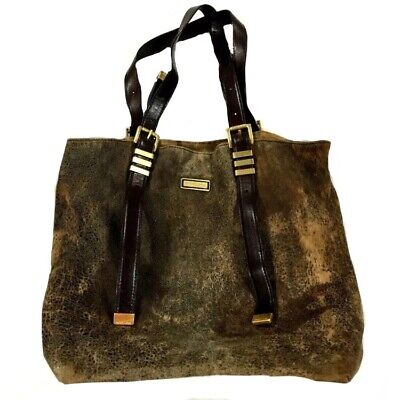 720334a4a406 Michael Kors 'Darrington' Large North South Distressed Leather Tote