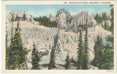 Image result for vintage photos of wheeler national monument