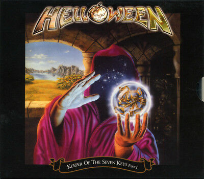 HELLOWEEN Keeper Of The Seven Keys Part I RUSSIAN Remastered Expanded Edition