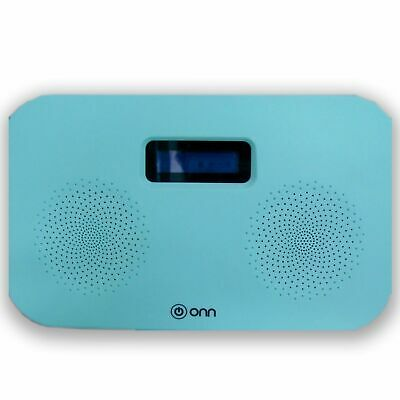 Onn DAB37-L DAB+ Digital Radio with Alarm Clock (Sea Green)