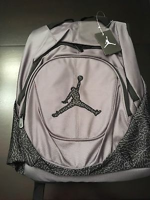 8819a235ae0 Nike Air Jordan Ele-mentary Backpack for 15