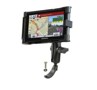 RAM Flat Surface Drill Down Composite Mount Holder Kit for Garmin Dezl 770LMTHD