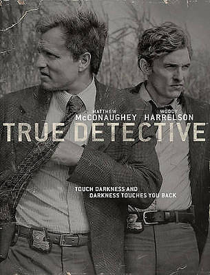 #11 TRUE DETECTIVE First Season Brand New DVD Set FREE SHIPPING