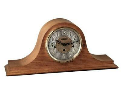 Laurel Westminster Chime Mantel Clock in Classic Oak [ID 28119]