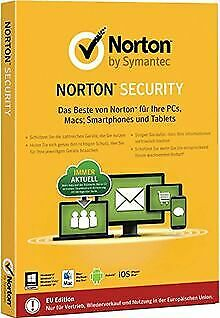 Norton Security - 5 Geräte (PC, Mac, Android, iOS) (... | Software | Zustand gut