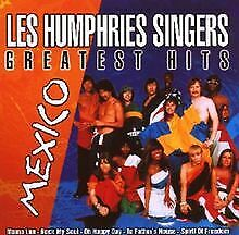 Mexico-Greatest Hits von Les Humphries Singers,the | CD | Zustand sehr gut