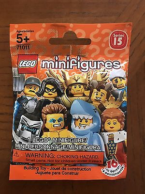 Lego ® Minifigure Figurine Personnage Série 15-71011 Choose Minifig NEW