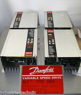 Danfoss Frequency Converter Vlt 3003 175h1011 Inverter 380-415v