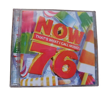 Now That's What I Call Music! 76: 2CD   2010. New & Sealed. (Next Day Delivery).