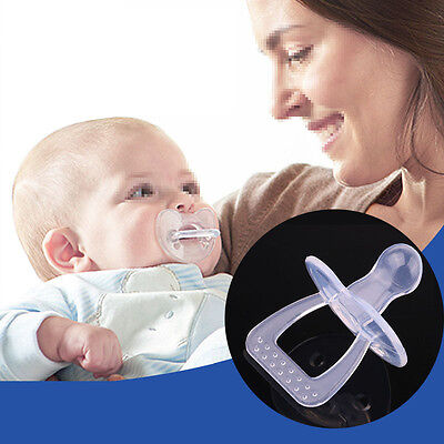 Silicone Baby Infant Nipple Soother Pacifier Orthodontic Dummy Teether BPA FREE