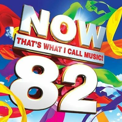 Now That's What I Call Music 82: 2CD | 2012. New & Sealed. (Next Day Delivery).