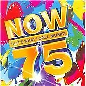 Now That's What I Call Music! 75: 2CD   2010. New & Sealed. (Next Day Delivery).