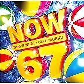 Now That's What I Call Music! 67: 2CD   2007. New & Sealed. (Next Day Delivery).