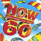 Now That's What I Call Music! 60: 2CD   2005. New & Sealed. (Next Day Delivery).