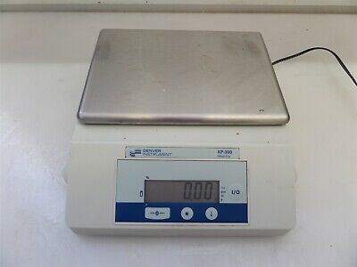 Denver Instrument XP-300 Digital Analytical Balance