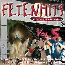 Fetenhits - The Real Classics Vol. 5 von Various | CD | Zustand gut