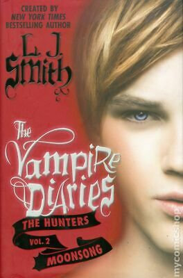 Vampire Diaries The Hunters HC (Harper Novel) 2-1ST 2012 FN Stock Image