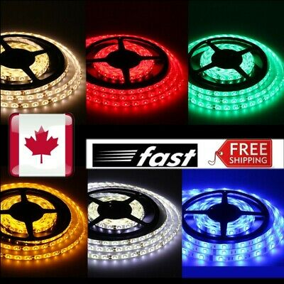 5050 3528 5630 SMD Stripe 300led LED Strip Light Tape Car Home Garden Decor CA