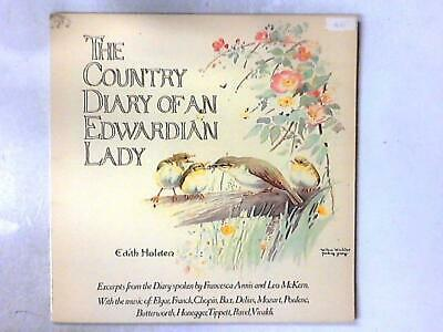 The Country Diary Of An Edwardian Lady (Edith Holden - 1979) WW 5077 (ID:15542)