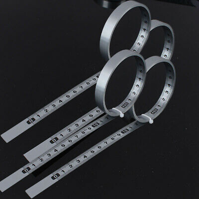 Self Adhesive Stick Miter Saw Track Tape Carbon Steel Metric Steel Ruler Measure