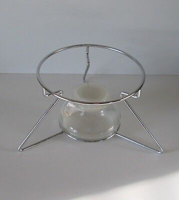 Cona Standard Kitchen Model stand and spirit burner 337117 pre owned