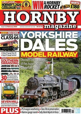 Hornby Magazine July 2019 Latest Issue